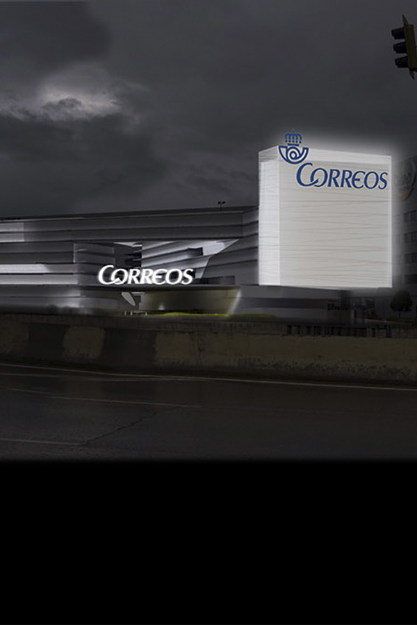 CORREOS HEADQUARTERS MADRID