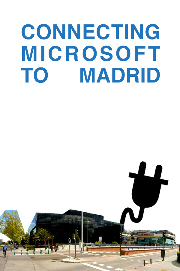 MICROSOFT HEADQUARTERS MADRID